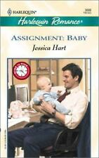Assignment: Baby (9 To 5), Hart, Jessica, 0373036884, Book, Acceptable