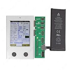 Professional Battery Tester for Apple iPhone iPad Battery