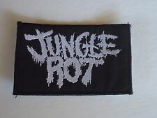 JUNGLE ROT WOVEN PATCH