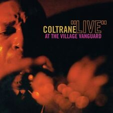 CD COLTRANE LIVE AT THE VILLAGE VANGUARD SAXOPHONE JAZZ SPRIYUAL SOFTLY AS IN A