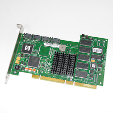 LSI Logic 4-Port SATA PCI-X RAID Card SER523 5234000264-01B