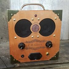 "The ""Copper Cent"" Cigar Box Amplifier: Vintage Coin, Classic Look, Awesome Sound"