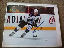 Drew Doughty Autographed 8x10 Photo LA Kings Canada Guelph Storm PROOF