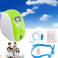 Portable Full Intelligent Oxygen Concentrator Generator Car/Home/Travel Care HOT