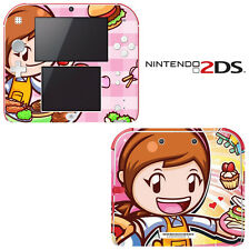 Vinyl Skin Decal Cover for Nintendo 2DS - Cooking Mama