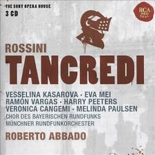 Rossini: Tancredi (CD, Jan-2012, RCA Red Seal)