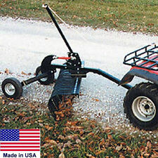 "LANDSCAPE RAKE for ATVs & UTVs - Minimum 10 Hp to Operate - 48"" Working Width"