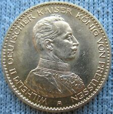 German Prussia 1914-A Gold 20 Mark