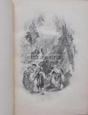 TEATRO_SHAKESPEARE_STAUTON_GILBERT_DALZIEL_VENEZIA_VERONA_PADOVA_ILLUSTRATO_1864