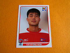 519 MYONG-WON COREE NORD DPR PANINI FOOTBALL FIFA WORLD CUP 2010 COUPE MONDE