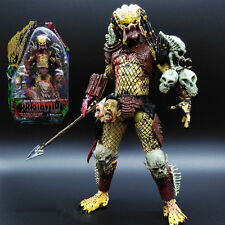 "NECA PREDATOR 7"" Bad Blood Predator Action Figure Display Figurines Toy Gifts"