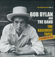 BOB DYLAN AND THE BAND, THE BASEMENT TAPES COMPLETE LIMITED DELUXE BOX (NEW)