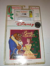 Beauty and the Beast CASSETTE/BOOK NEW One Magical Christmas