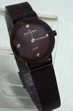SKAGEN Diamonds Ladies Black Watch