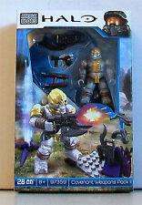 Mega Bloks Halo 97359 pacto armas Pack Ii - 28 piezas