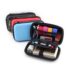 "Portable 2.5"" Mobile HDD Hard Disk Drive Carry Case Zipper Bag Cover Protection"