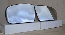 MERCEDES S/CL-CLASS W220  C215  HEATED MIRROR GLASS L+R KIT 1998-2003
