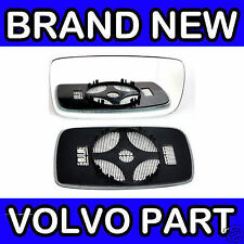 Volvo 700 740 760 900 940 960 S90 V90 Electric Door Wing Mirror Glass (Right)