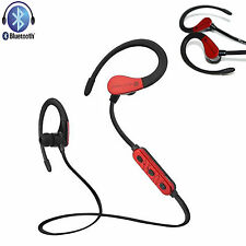 Sports Stereo Bluetooth Headset For Samsung Galaxy S7 Edge S6 Huawei P9 P8 Lite