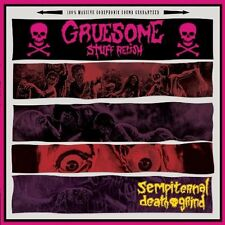 GRUESOME STUFF RELISH - Sempiternal Death Grind  [RED Vinyl] LP