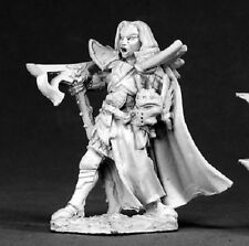 King of the High Elves Reaper Miniatures Dark Heaven Legends Paladin Fighter RPG