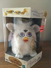 "RARE FURBY SPECIAL LIMITED EDITION ""ANGEL FURBY"" ONLY 10,000 MADE MINT IN BOX"