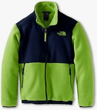 THE NORTH FACE BOYS DENALI FLEECE JACKET Multi-Color Youth 18 20 XL