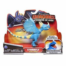 DREAMWORKS DRAGONS DEFENDERS OF BERK HOW TO TRAIN YOUR DRAGON STORMFLY FIGURE