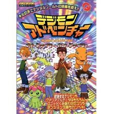 Digimon Adventure Anode And Cathode Tamer strategy guide book / WS