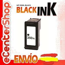 Cartucho Tinta Negra / Negro HP 350XL Reman HP Deskjet D4300 Series