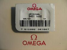 Omega 16mm Stainless Steel Watch Strap Buckle - Brand New - Ref No. 94511602