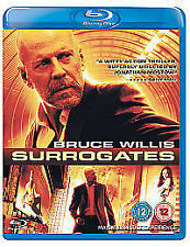 SURROGATES - NEW AND SEALED BLU-RAY (FREE 1st Class Post)