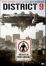 District 9. Vietato ai non-umani (2009) DVD
