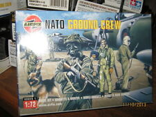 Airfix NATO Ground Crew Set-1/72 Scale-FREE SHIPPING
