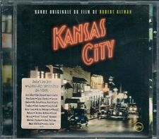 "CD BOF 12 TITRES--KANSAS CITY--""JAZZ"" / ALLEN/BYRON..."