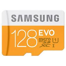 Samsung Class 10 - 128 GB EVO MicroSDXC Card - (MB-MP128DA / EU)