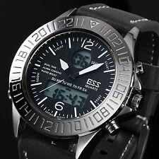 Infantry Mens Quartz Wrist Watch Digital Analog Military Army Sport Waterproof