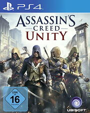Assassin's Creed: Unity (Sony PlayStation 4, 2014, DVD-Box)