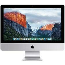 "NUOVO 2016 iMac 21.5""/2.8ghz i5/8gb ram/1tb Drive/OS X + WINDOWS 7 PRO 8.1 o 10"