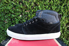 VANS OTW ALOMAR SZ 8.5 BLACK ANTIQUE WELLWORN VN 0VNBGW0