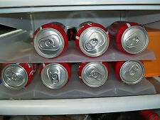 Refrigerator Bottle or Can Rack Good for Wine Water or Soda