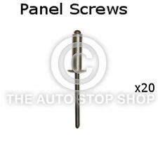 Panel Screw Nail 2,9  Peugeot Range 1007/106/2008/206/207/3008 etc 20pk 10623pe