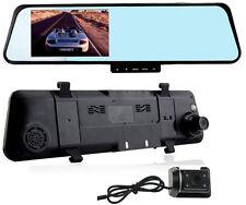 HD 720P Caméra Embarquée Enregistreur Vidéo Rétroviseur Caméra Voiture Véhicule