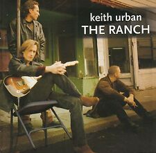 KEITH URBAN The Ranch CD
