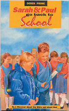 Sarah and Paul Go Back To School (Discover about the Bible & about God)