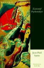 EXISTENTIAL PSYCHOANALYSIS - JEAN PAUL SARTRE (PAPERBACK) NEW