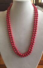 Stella & Dot La Coco Coral Necklace