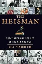 The Heisman: Great American Stories of the Men Who Won, Pennington, Bill, It Boo