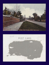 UK BUCKINGHAMSHIRE DENBIGH ROAD WATLING STREET BLETCHLEY DIVIDED BACK CIRCA 1907