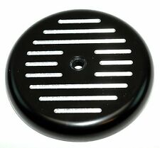 Sucker High Flow Stage 1 Intake Harley Big Air Cleaner Outer Cover Plate Black